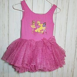 Disney princess bodysuit Tutu